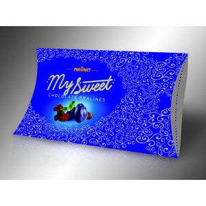 Magnat My Sweet Plum - slivky v cokolade 168 g