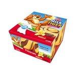 Milk Tiger Puding vanilkovo-čokoládový 4 x 50 g