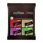 Coffee Amo - čokoládové furé s kávovou náplňou100 g