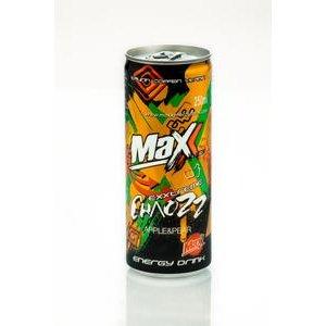 Maxx Chaozz Energy drink 0,25l/plech