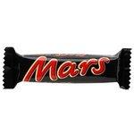 Mars čokoládová tyčinka s nugátom a karamelom 51 g