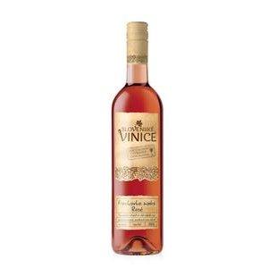 Frankovka modrá Rosé Slovenské Vinice - akostné odrodové suché ružové 0,75 l