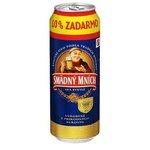 Pivo Smadny mnich 10? v pechovke 0,55l