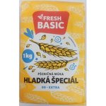 Pšeničná múka Hladká Špeciál 00 - Extra Fresh Basic 1 kg