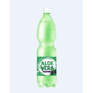 Aloe Vera a Černica - jemne sýtená 1,5 l
