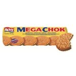 Megachok Arluy Chocolate - sušienky s čokoládovou náplňou 500 g