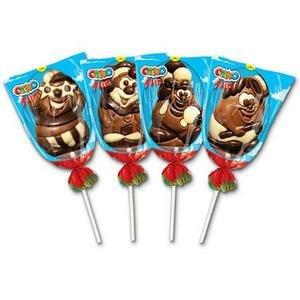 Ozmo Fun - čokoládová lízanka 23 g