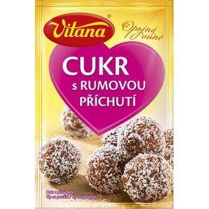 Cukor s Rumovou arómou Vitana 20 g