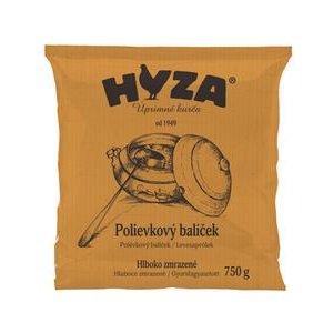 Polievkový kurací balíček mrazený 750g