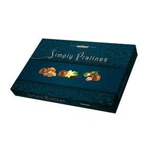Magnat Simply Pralines - zmes čokoládových praliniek s rôznými náplňami 485 g