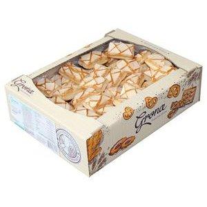Grona Lazanushki - vankúšiky z lístkového cesta s cukrovou glazúrou 400 g