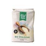 Bio múka Špaldová celozrnná hladká Fresh Bio 1kg