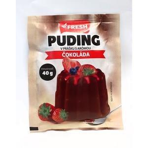 Fresh-puding v prášku Čokoládový 40 g