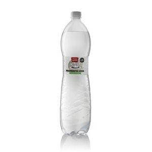 Pramenitá voda Fresh Jemne sýtená 1,5 l