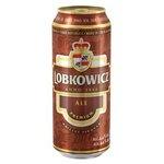 Pivo Lobkowicz 11° - svetlé pivo typu ALE 500ml/plech