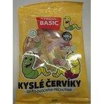 Fresh Kyslé červíky - želé s ovocnými príchuťami 100 g