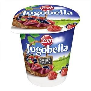 Jogobella jogurt Garden Fruit 150 g