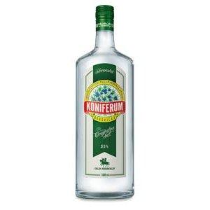 Borovička Koniferum 37,5% 1 l