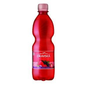 Oravska Red Lesné plody - jemne perlivý nealkoholický nápoj 0,5l