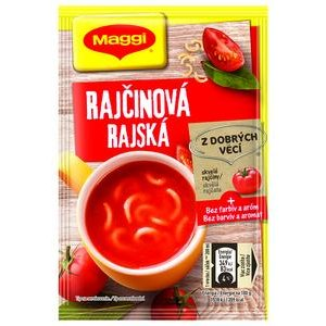 Polievka Maggi instantna Rajcinova s cestovinami 23 g