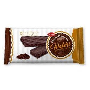 Waffers Ani Cocoa Cream - Kakaové oblátky plnené kakaovým krémom 40 g