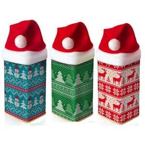 Winter Sweets - ovoc.želé v čokoláde v plech.karabičke s vianočným motivom 292 g