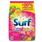 Surf Color Tropical Lily  a  Ylang Ylang prášok na pranie 20 praní 1,3 kg