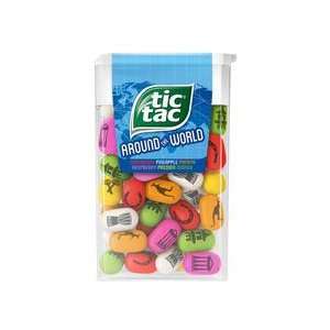 Tic Tac Around the World 18g