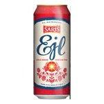 Saris Ejl svetle zvrchu kvasene pivo 0,5 l / plechovka