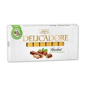 Delicadore Baron - čokoládové tyčinky s Orieškovou náplňou 200 g