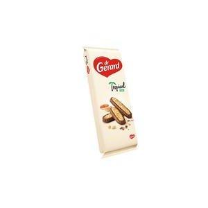 Tropical Peanut dr.Gerard-sušienky so smotan.krémom. Arašídmi a kakao.polev.180g