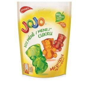 JoJo Menej cukru (30% menej cukru ) -Macíkovia 81g