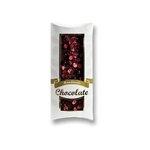Chocolate Handmade zdobená kúskami ovocia - Brusnica a Ríbezľa 100 g