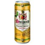Svijanska Desitka svetle pivo 0,5 l v plechovke