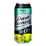 Horal Radler 0,0% - Tmavý citrón 1 l / plechovka