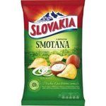 Slovakia Chips s prichutou Smotana s Cibulou 140 g