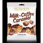 Milk - Coffee Caramel Roshen - mliečne karamelky s kávovou náplňou 150 g