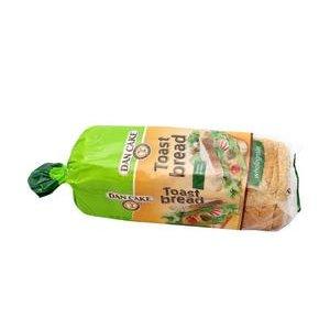 Chlieb toastovy Celozrnný Dan Cake 500g balený,krájaný