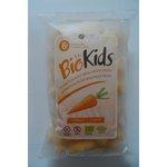 Biokids detske kukuricne bezlepkove Chrumky s Mrkvou 55 g