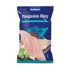 Pangasius filety mrazene glazovane 10% Radoma 400g