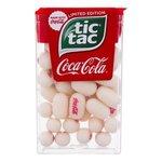 Tic Tac Coca Cola 18g - Limitovanmá edícia