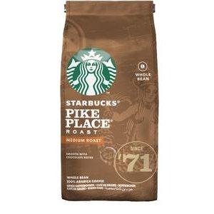 Káva Starbucks zrnková 200 g - Pike Place Espresso Roast