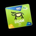 EIDAM 45% porcia 250g - polotvrdy zrejuci plnotucny syr