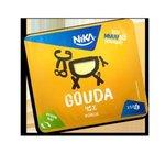 Gouda 45% porcia 250g-Polotvrdý zrejúci plnotučný syr