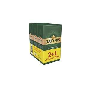 Káva Jacobs Kronung vak. 250g / 2 + 1 - Výhodná cena