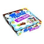 Zott Monte - Mliečny dezert čokoládový s lieskovými orieškami 4 x 55g menej cukru -30%