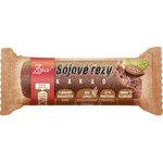 Sojove rezy Zora - tycinka s kakaovymi bobmi s 13 % proteinu 45 g