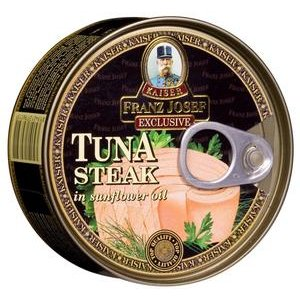 Tuniak steak v Slnecnicovom oleji Kaiser Franz Josef 170 g