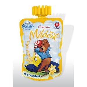 Babička Miláčik smotanovo-tvarohový dezert Vanilkový 80 g/v kapsičke