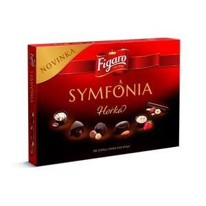 Symfonia Figaro - dezert z Horkej cokolady (6 druhov praliniek) 146 g